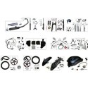 Frame and Body Parts ATV LF250ST-A