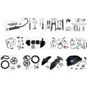 Frame and Bodywork Parts LF125T-19